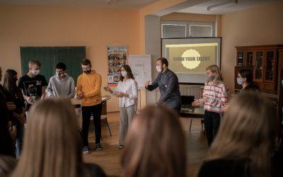 Ako vyzerajú ochutnávkové workshopy nášho programu?