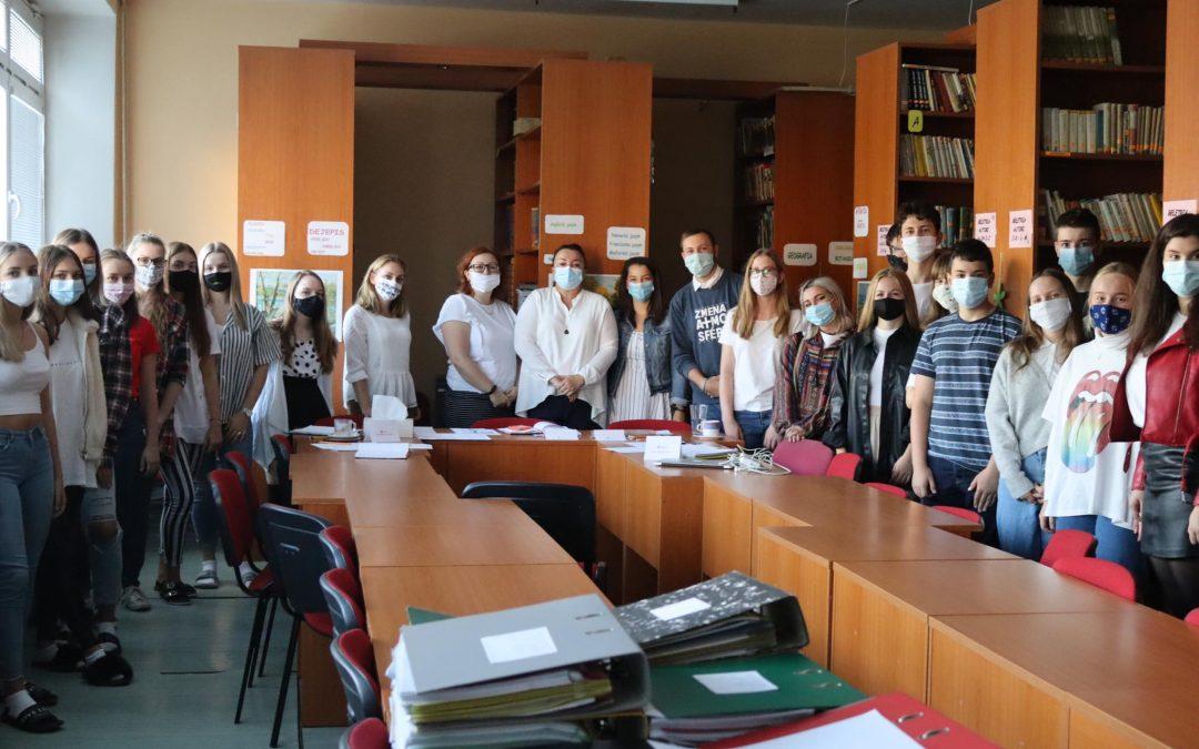 Úspešne sme absolvovali výberové pohovory v Žiline!