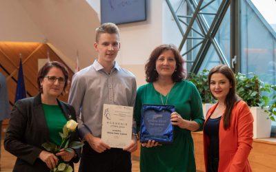 Získali sme ocenenie sTOPa v kategórii TOP projekt roka
