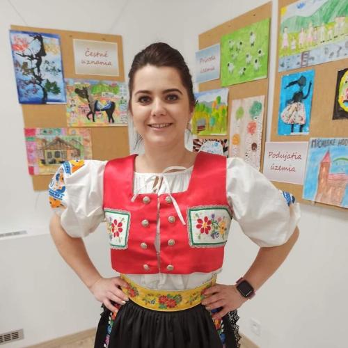 Lenka Tokárová