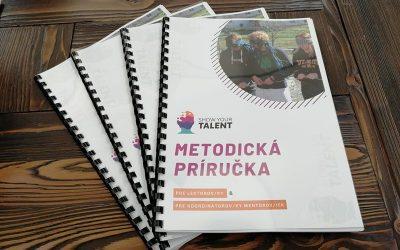 Vytvorili sme metodickú príručku pre školy