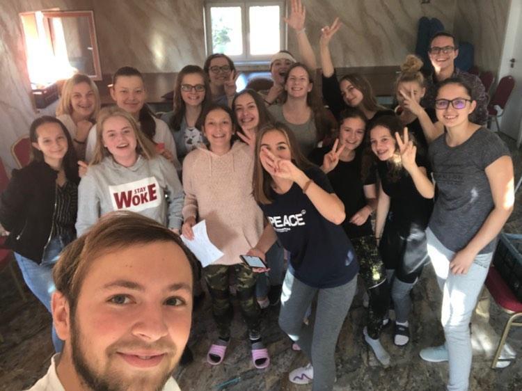 Prvé dojmy z prvej víkendovky (očami študentov)