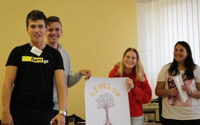 Prvý workshop, prvé nápady na projekt